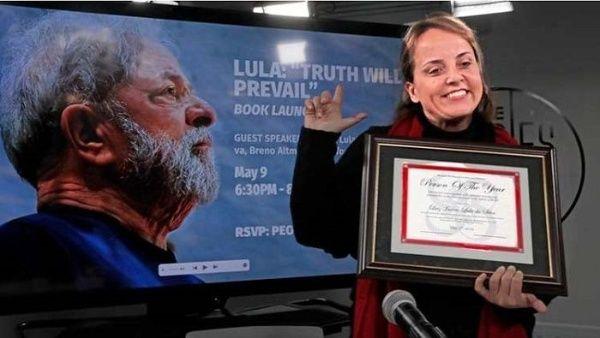 """Lula es nombrado """"Personalidad del Año"""" en Nueva York"""
