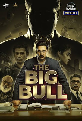 The Big Bull (2021) [Hindi 5.1ch] 1080p WEB HDRip ESub x265 HEVC 1.9Gb
