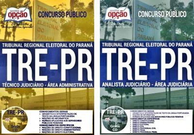 apostila TRE-PR 2017