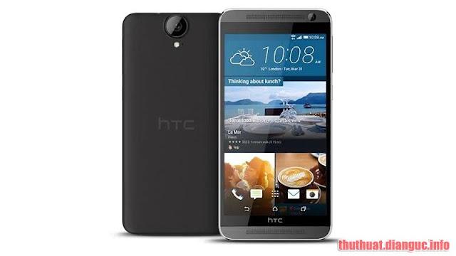 Rom gốc RUU (zip) cho HTC E9+ (A55ML)