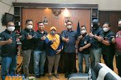 Jalin Kemitraan, JTR Kunjungi Lapas Pemuda Kelas IIA Kota Tangerang