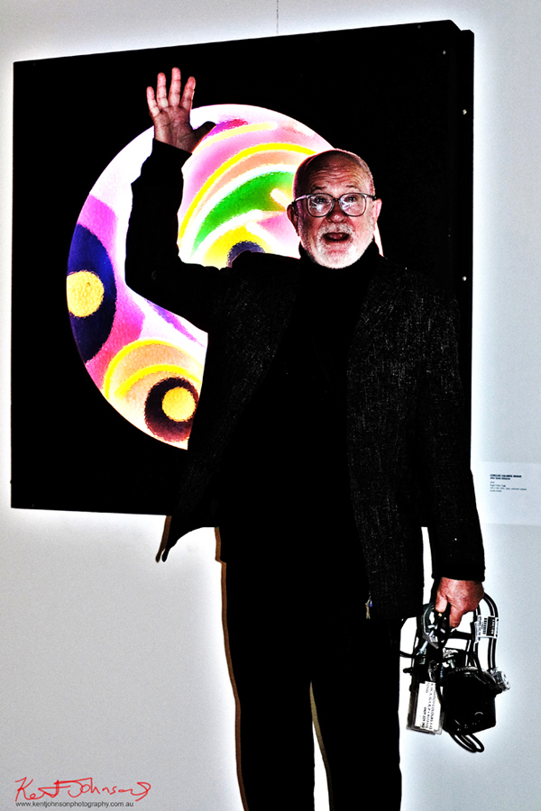 Roger Foley-Fogg VIVID - LIGHTSHOWS 60s to NOW