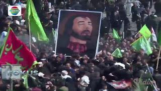 Kesesatan kesesatan syiah pada hari Asyura