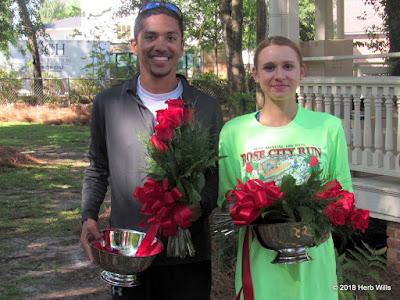 Chris Haynes and Ann Centner
