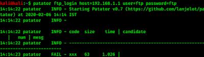 parator kali linux tutorial