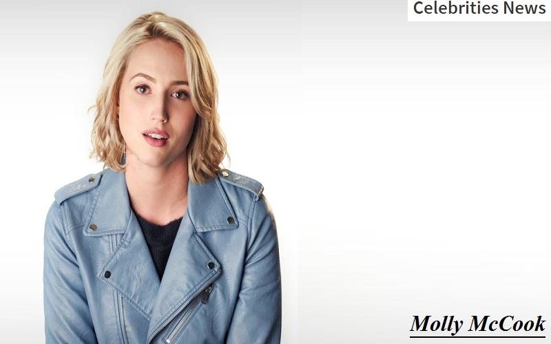 Molly mccook bio