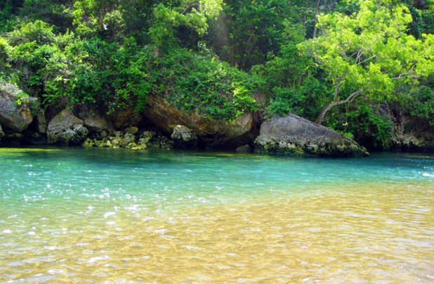 Pantai Baron Gunung Kidul Yogyakarta