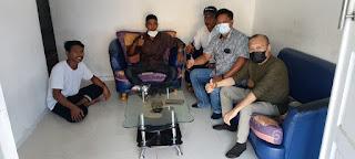 Anggota komisi 1 DPRD kunjungi  Pasien di rumah singgah YPKLM di Propensi Kepri
