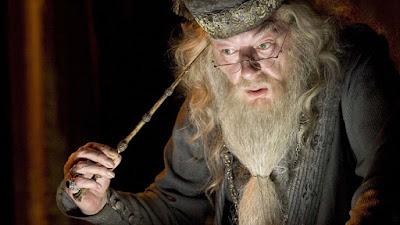 Албус Дъмбълдор - Хари Потър и огненият бокал