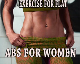 Exercise For Flat Stomach in 30 days For Women