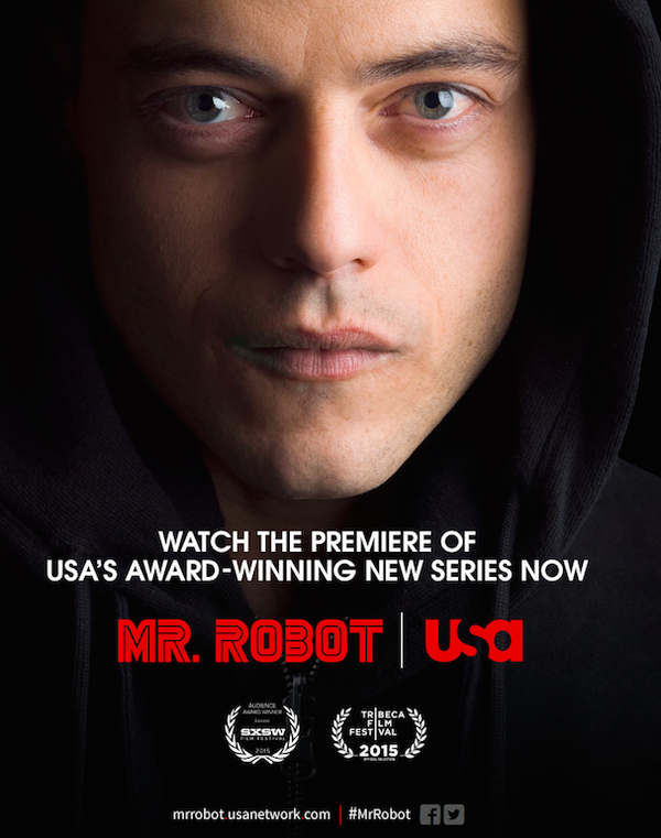 Mr. Robot  TV Series (2015)