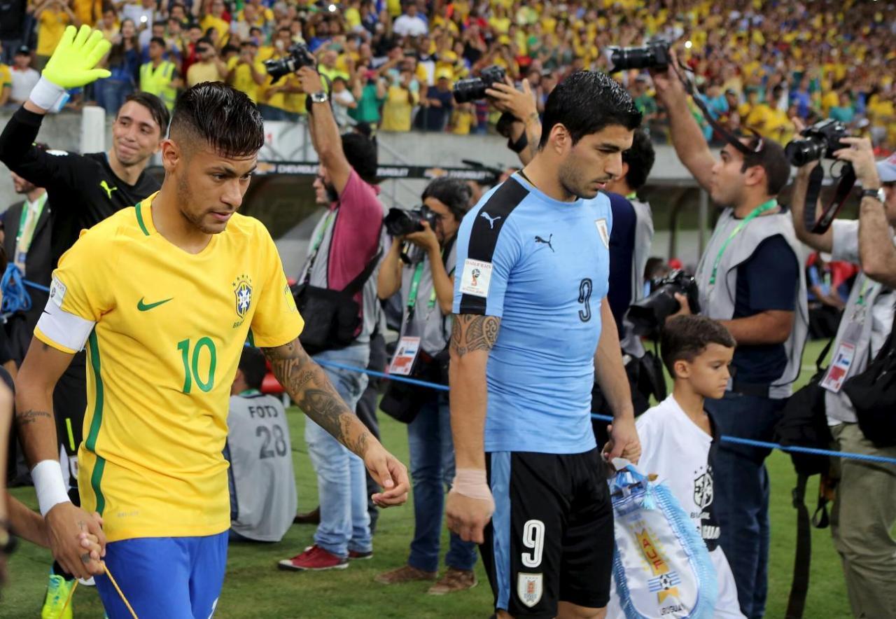 مباراة البرازيل واورواجواي بث مباشر الودية اليوم 16-11-2018