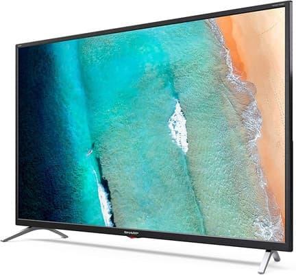 Sharp 32Bi3EA: Smart TV HD de 32'' con Android TV 9.0, Google Assistant y altavoces Harman/kardon