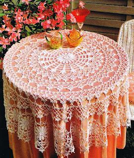 Nice tablecloth