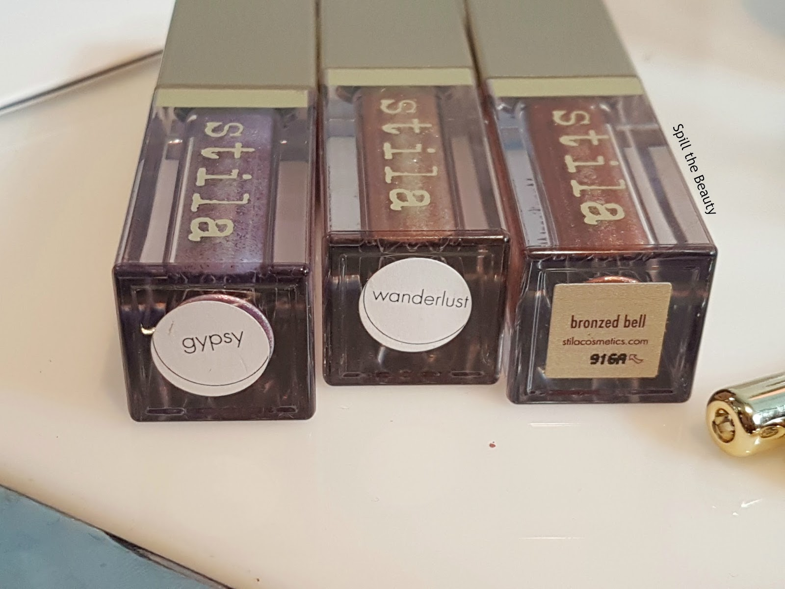 stila spring preview swatches gypsy wanderlust bronzed bell