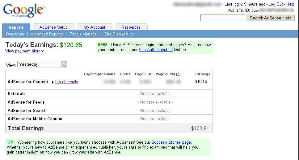 Google Adsense Hoax??