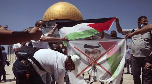 Palestina Kecam Kunjungan Delegasi UEA ke Al-Aqsa dengan Perlindungan Israel