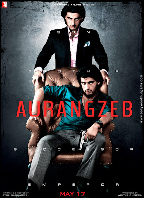 'AURANGZEB' Exclusive First Look starer Arjun Kapoor