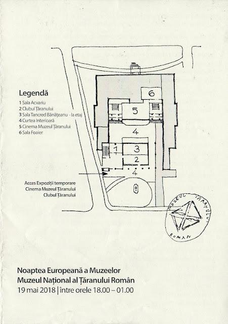 Noaptea Muzeelor 2018 la Muzeul Țăranului Român, București
