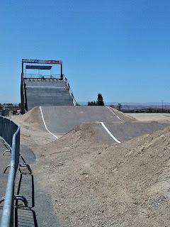Chula Vista Olympic Training Center, BMX
