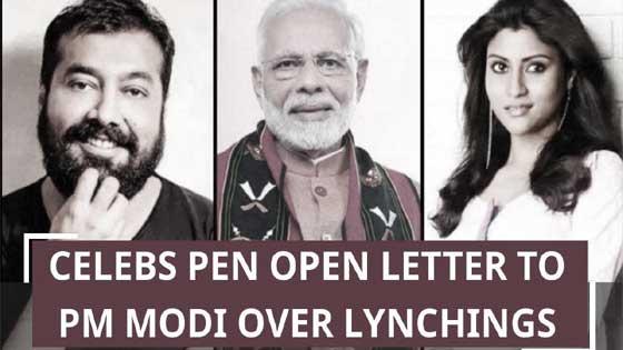 Swara Bhasker And Anurag Kashyap Urge PM Modi To Stop Mob Lynching