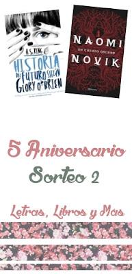 5º aniversario - Sorteo 2