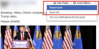 Cara Melaporkan Berita Hoax ke Facebook, Cara Melaporkan Berita Hoax ke Twitter, Cara Melaporkan Berita Hoax ke Google, Cara Melaporkan Berita Hoax ke Instagram, Cara Mengirimkan Laporan berita palsu di facebook twitter google instagram.