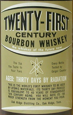 twenty first century bourbon whisky