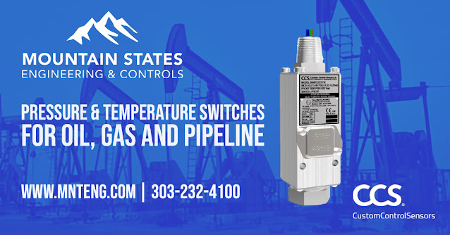 Pressure Switches for Oil, Gas and Pipeline Applications