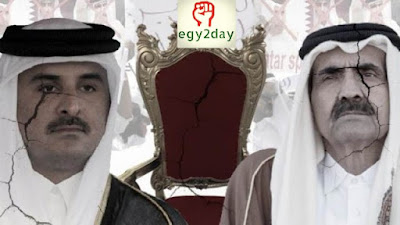 عاجل : انقلاب عسكري في قطر بعد التدخل العسكري من تركيا