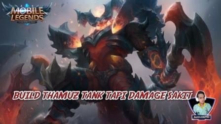 Build Thamuz Tank Strongest Damage Sense 2021
