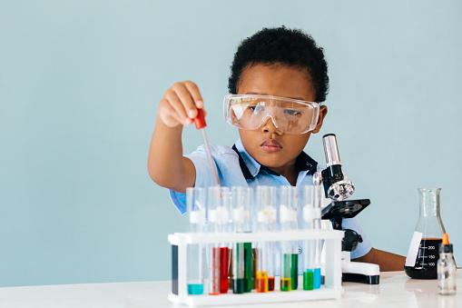 Percobaan Sains Sederhana
