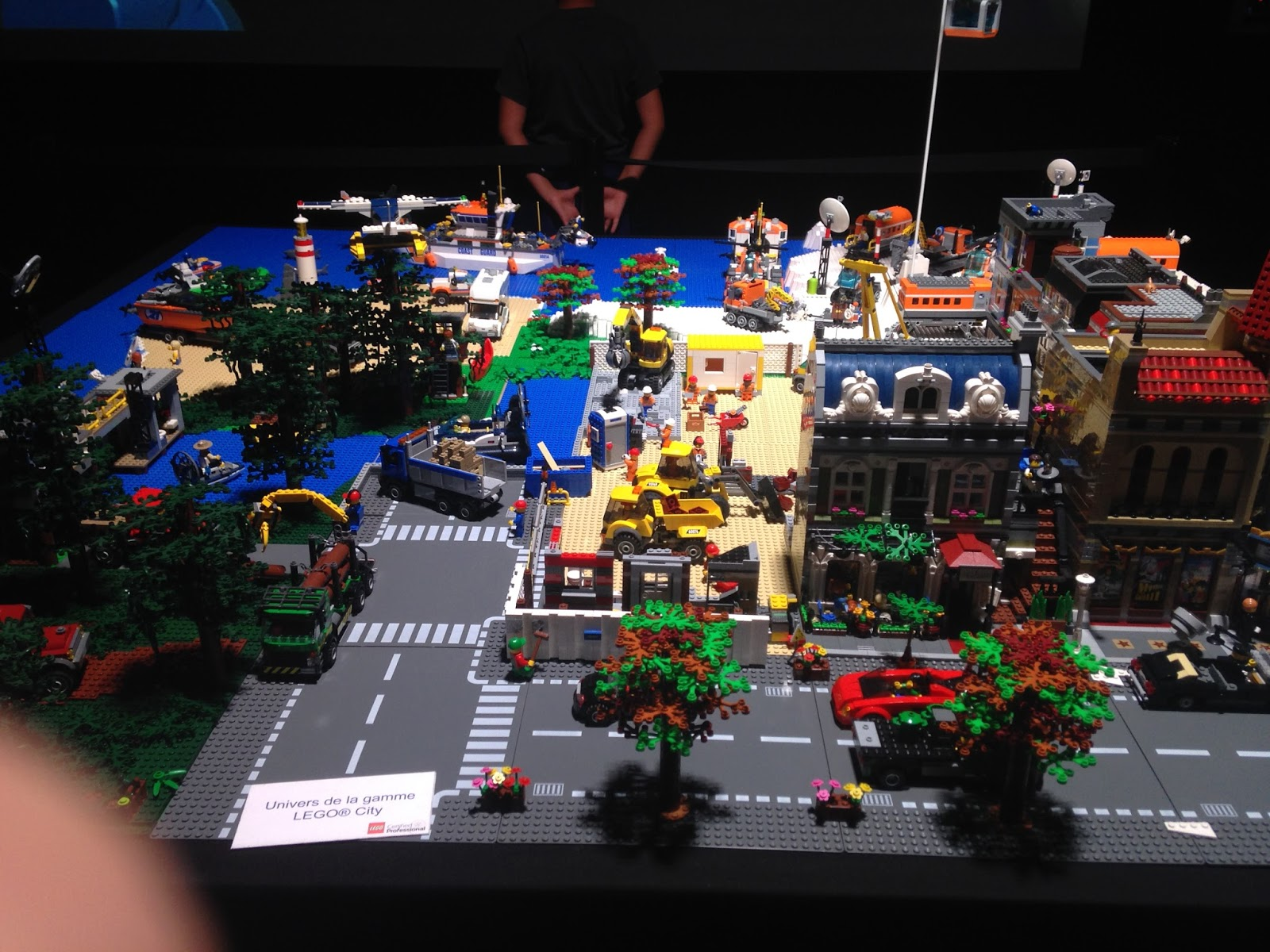 Univers de la gamme Lego City