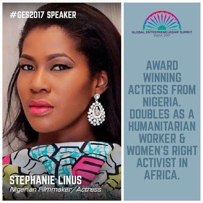 Stephanie Linus To Speak Alongside Ivanka Trump At The 8th Global Entrepreneurship Summit (GES) in India