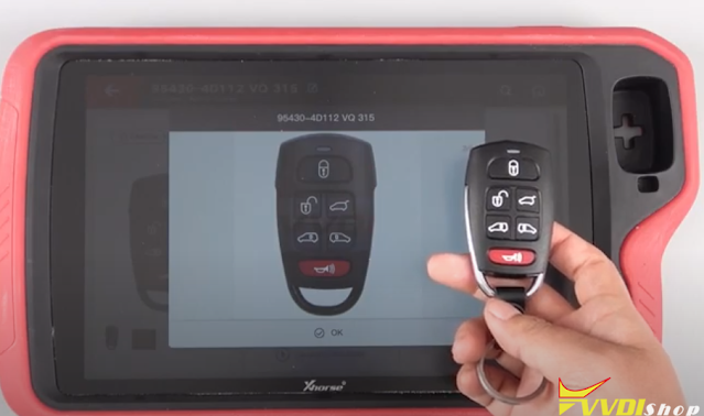 Xhorse Key Tool Plus Remote Online-cloud Recognition 7