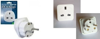 Tourist Mains Travel Adaptor