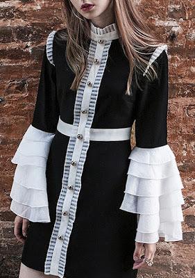 https://www.choies.com/product/black-contrast-frill-trim-layered-flare-sleeve-mini-dress_p75461?cid=9434Laura