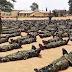 Nigeria  rout Sambisa: Nigeria soldiers routs Boko Haram insurgents, loses 3 soldier.