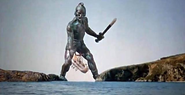Τάλως: Η φονική μηχανή των αρχαίων Ελλήνων