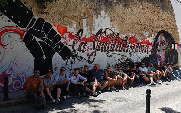 la Comparsa de Juan Carlos Aragón en 2018 primer premio 'Los Mafiosos'  será para 2019 la comparsa 'La Gaditanissima'
