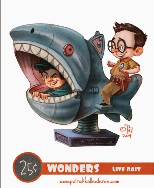 11-Jaws-Patrick-Ballesteros-25-Cent-Wonders-Drawings-www-designstack-co