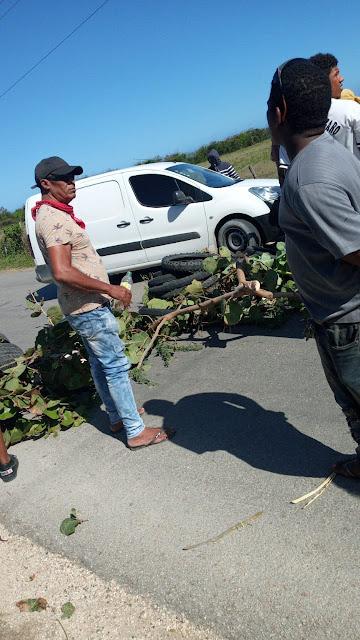 Mudanza con nacionales haitianos se traslandan a Pedernales