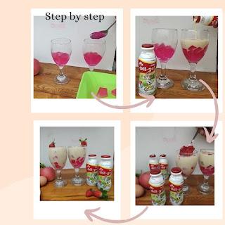 langkah membuat minuman kekinian