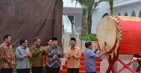 Di Padang, Wapres JK Bicara Bahaya Terorisme: Pelaku Bom Bunuh Diri Tak Paham Agama dengan Baik