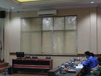 Sekda Thamrin Ikuti Rapat Evaluasi PPKM Mikro Tingkat Prov. Lampung