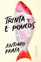 Capa do livro Trinta e Poucos, de Antônio Prata (Companhia das Letras)