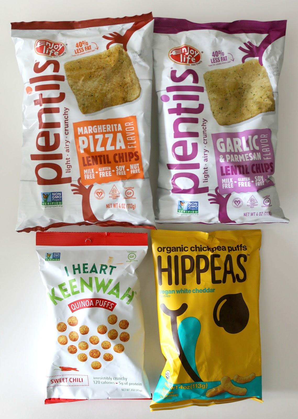Vegan Gluten Free Taste Test iHerb