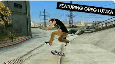 Game Skateboard Android - Skateboard Party 3
