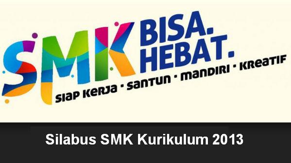 Silabus SMK Kurikulum 2013 Jurusan TIK