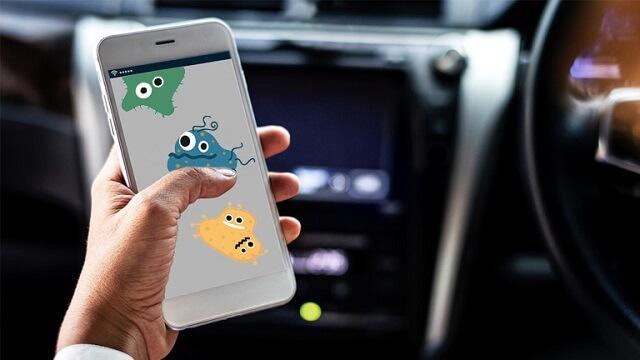 شركة OtterBox تكشف عن واقي شاشة مضاد للميكروبات